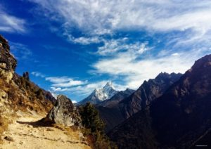 Everest Base Camp Trek - Mount Amadablan