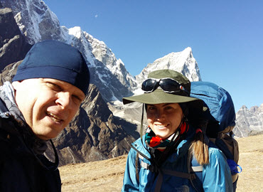 About Us - Hank & Lynne - Everest Base Camp Trek-370x270