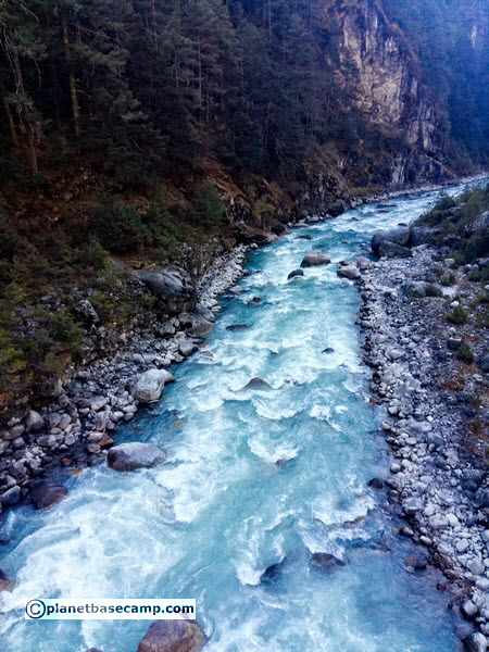 Dudh Koshi River - Nepal - Everest Base Camp Trek