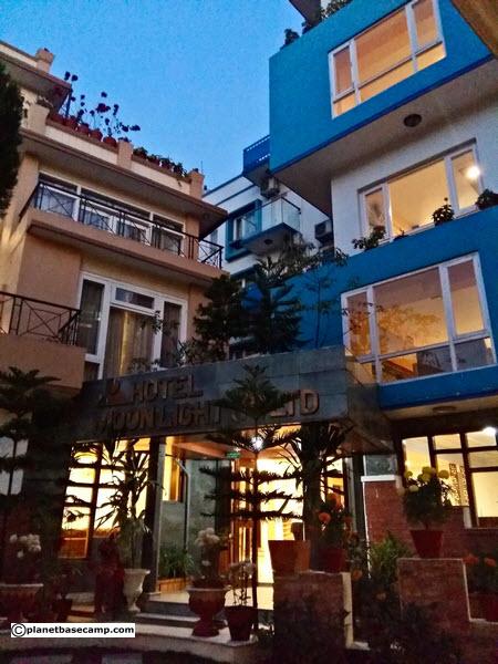 Hotel Moonlight, Kathmandu