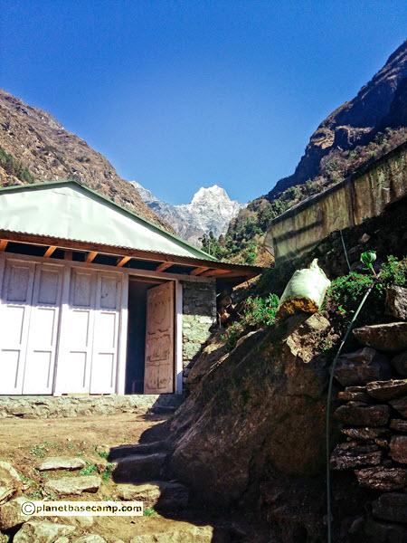 Everest Base Camp Trek - Mountain Kusum Kanguru