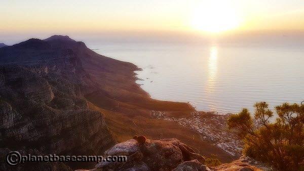 Cape Town - Sundowner Table Mountain