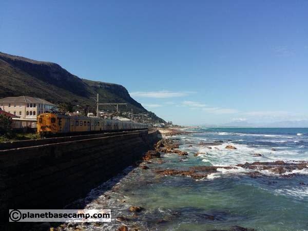 Kalk Bay - Train