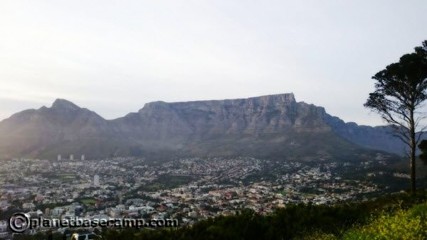 Table Mountain, New 7 Wonders of the World
