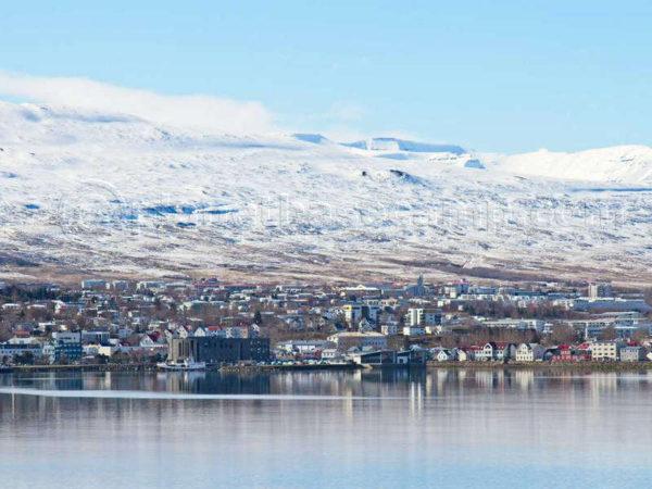 Akureyri - Iceland