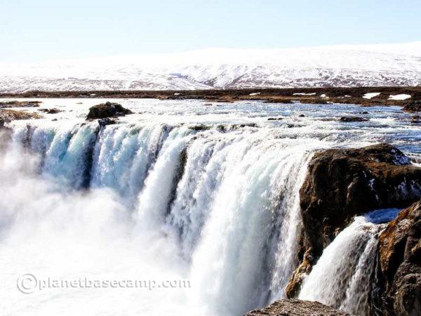 Godafoss - Iceland - Waterfall