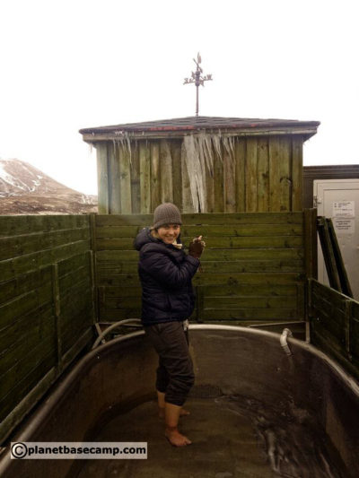 Husavik Secret Hot Pot - Iceland