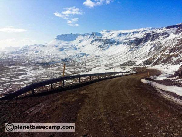 Route 95 Towards Egilsstadir - Iceland