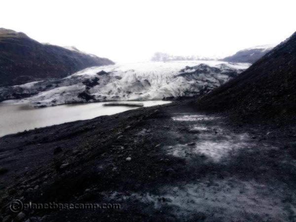 Vik - Glacier - Iceland - Sólheimajökull