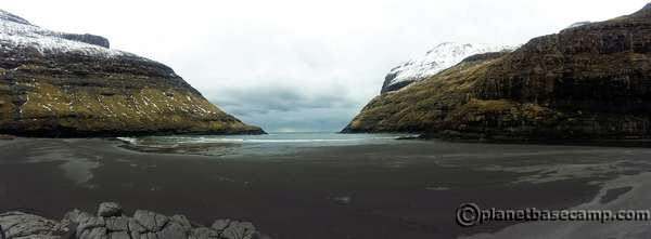 Saksun - Faroe Islands - Black Beach