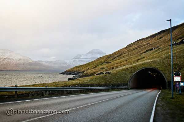 Vagar and Streymoy - Faroe Islands - Subsea Tunnel