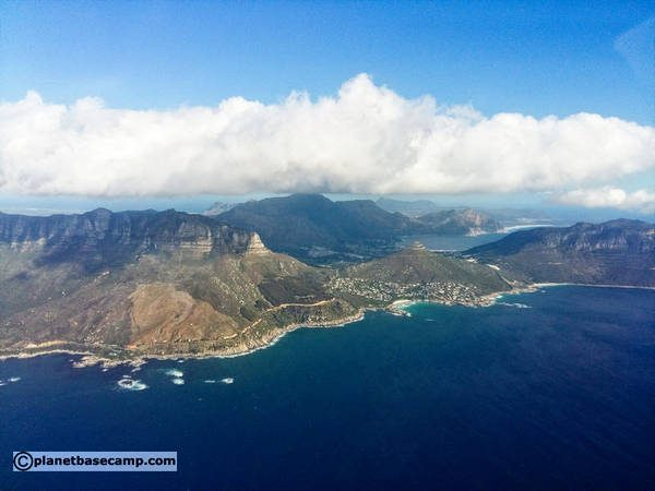 Cape Town Helicopter Flight - LLANDUDNO