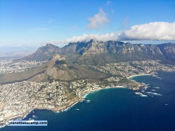 Cape Town Helicopter Flight - Lions Head