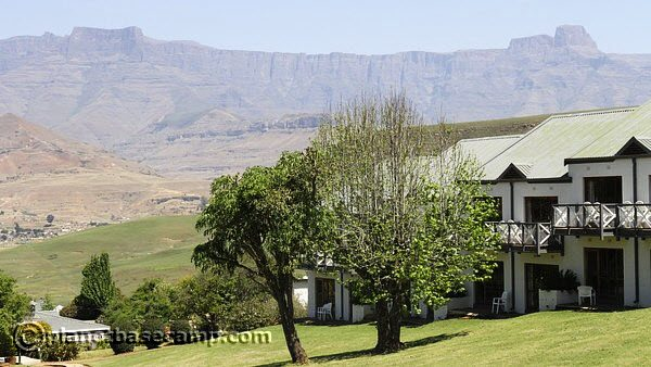 Drakensberg - Orion Mont Aux Sources Hotel