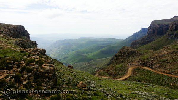 Drakensberg - Sani Pass