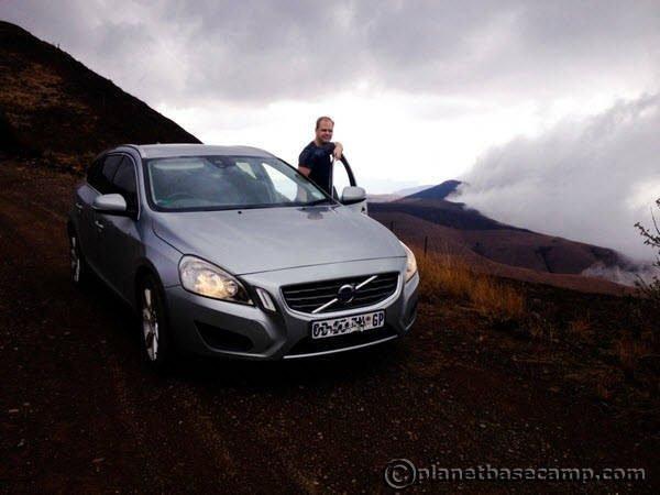 Sentinel Peak - Witsieshoek Pass