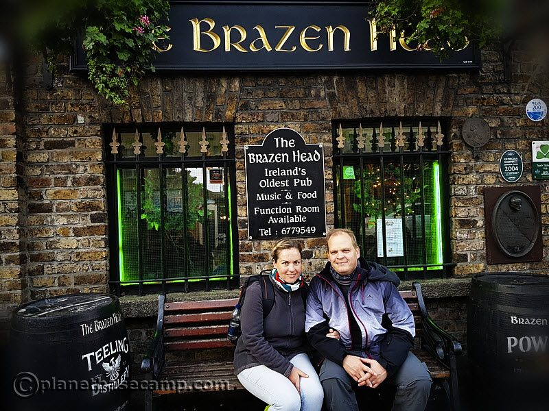 The Original Brazen Head, Dublin, Ireland
