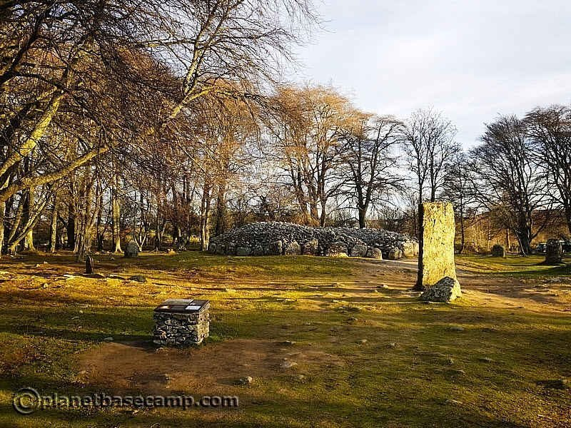 Clava Cairn - Scotland