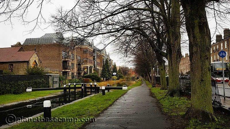 Dublin Canal Walk