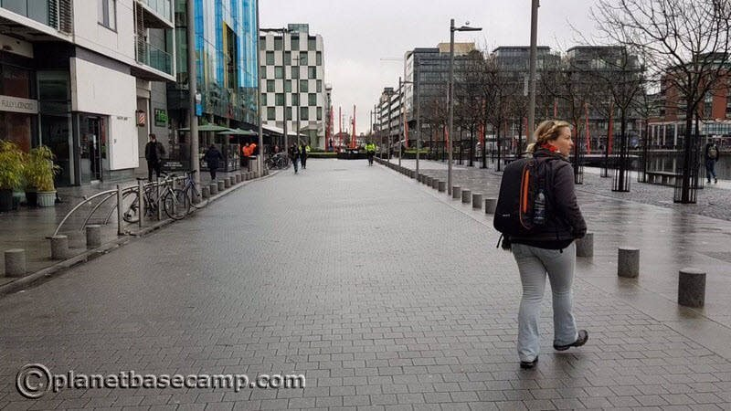 Dublin - Grand Canal Square