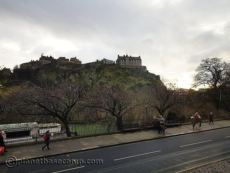 Edinburgh By Bus - Edinburgh Castle