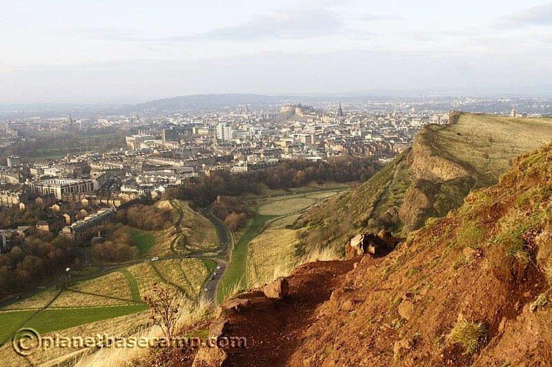 Edinburgh - View From Arthur's Seat