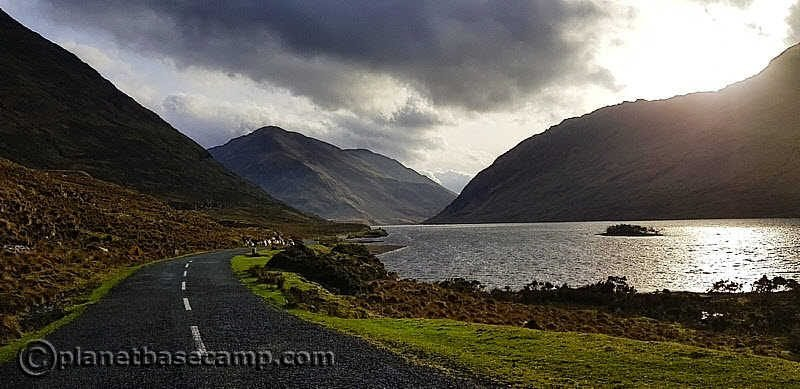 From Louisburgh To Killary Fjord - Ireland