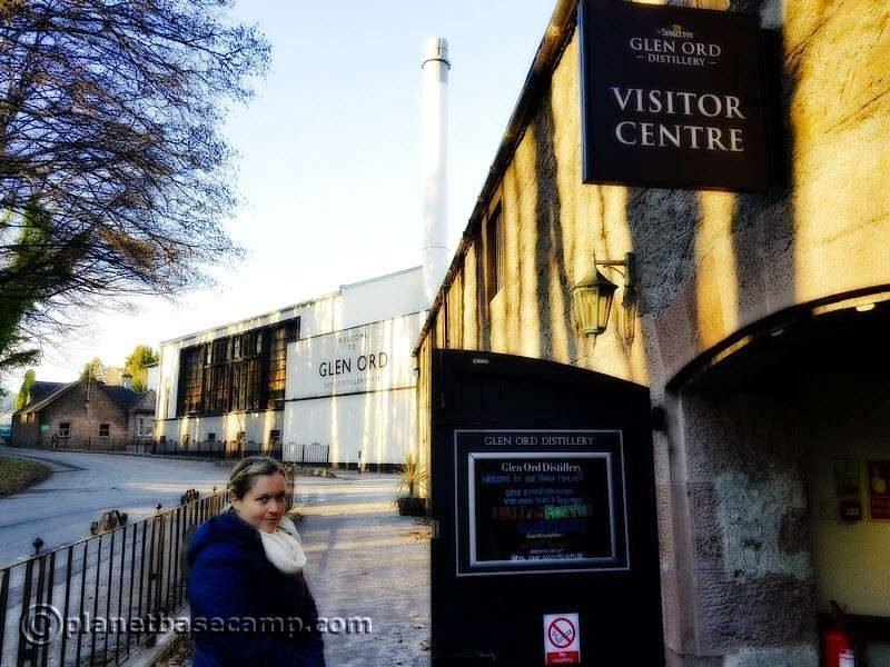 Glen Ord Distillery - Scotland