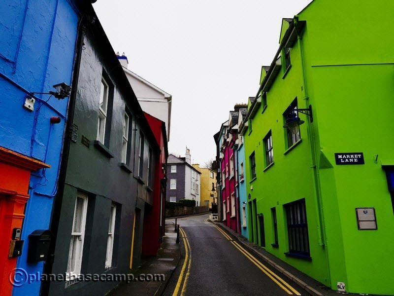 Kinsale - Colourful Buildings