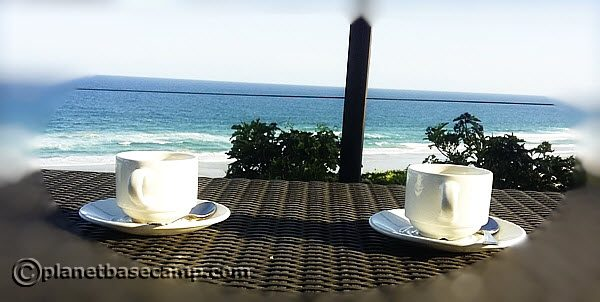 Massinga Beach - Afternoon Tea or Coffee