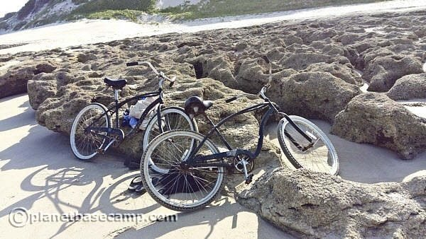 Massinga Beach - Bicycle Ride