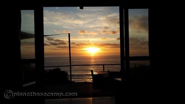 Massinga Beach Lodge - Sunrise
