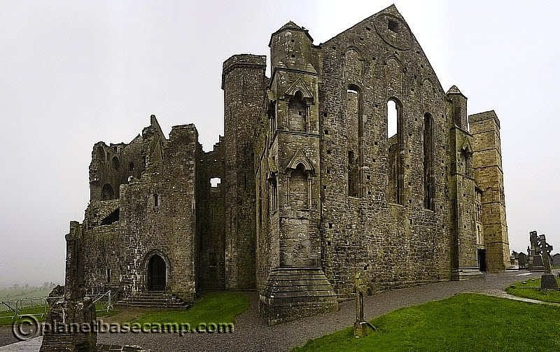 Rock of Cashel - Ireland
