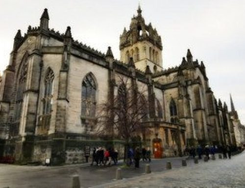 Scotland – Edinburgh In A Day