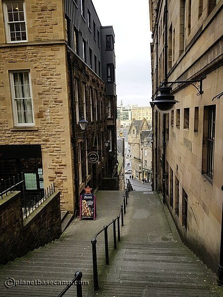 Stairs - Mary King's Close
