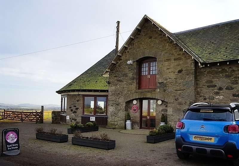 Stewart Tower Dairy - Scotland