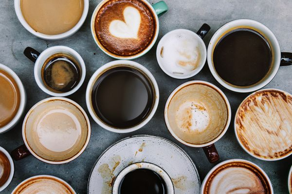 All Different Types of Coffee